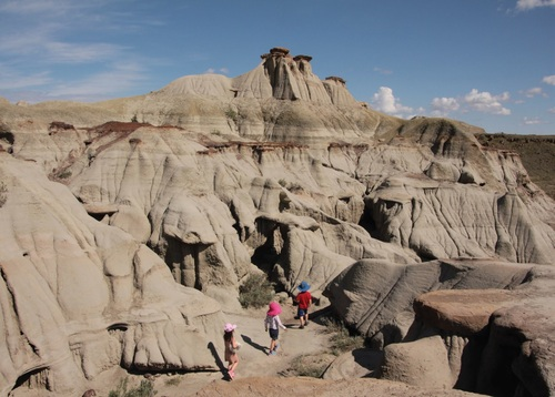 Dinosaur Provincial Park - courtesy Tanya Koob